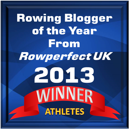 2013 blogger of the year - ATHLETES