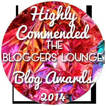 BL Awards Highly Commended Blog Badge foil copy