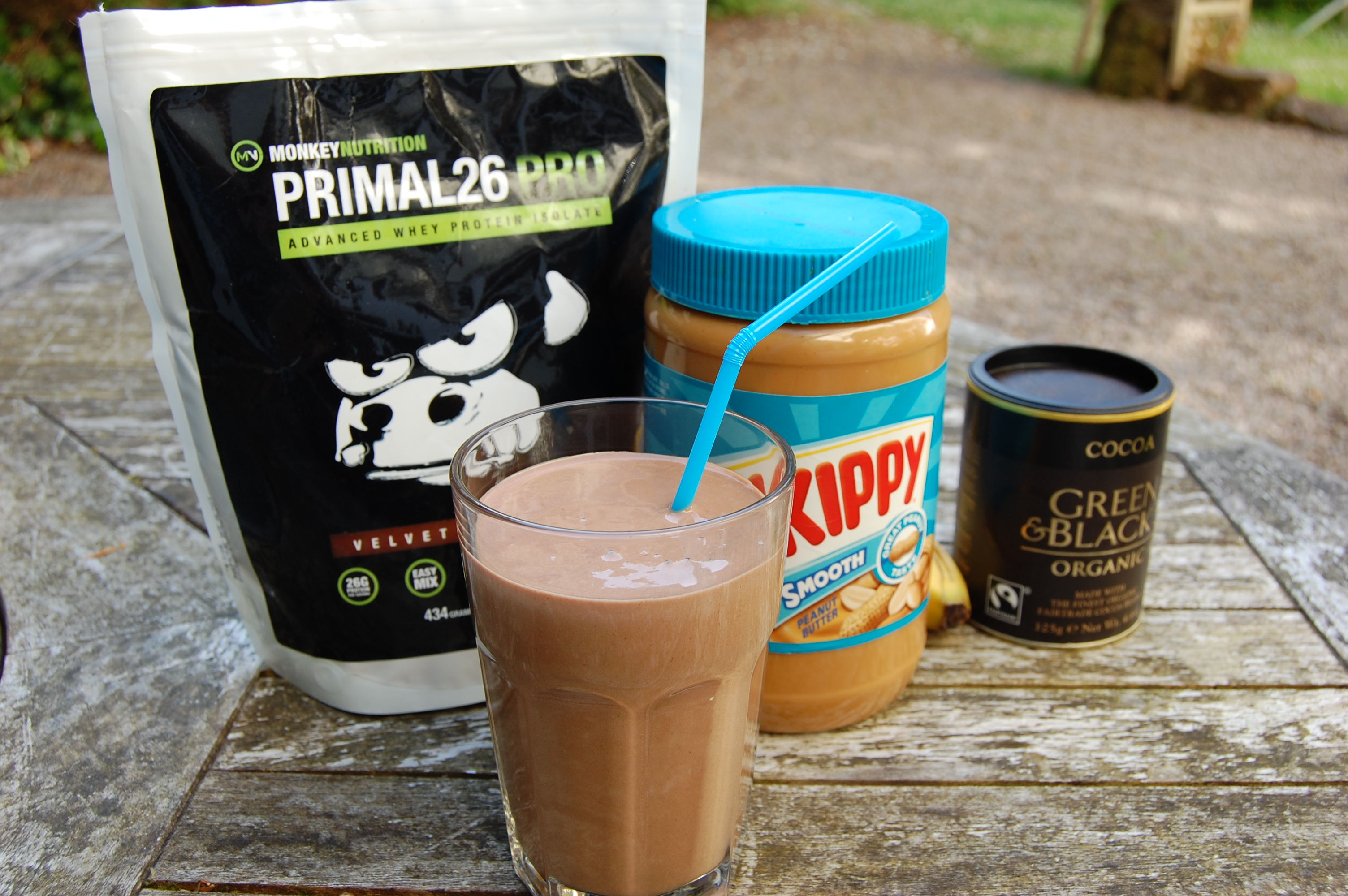 Whey to go – why I have had to hide my Monkey Nutrition Primal26 Pro