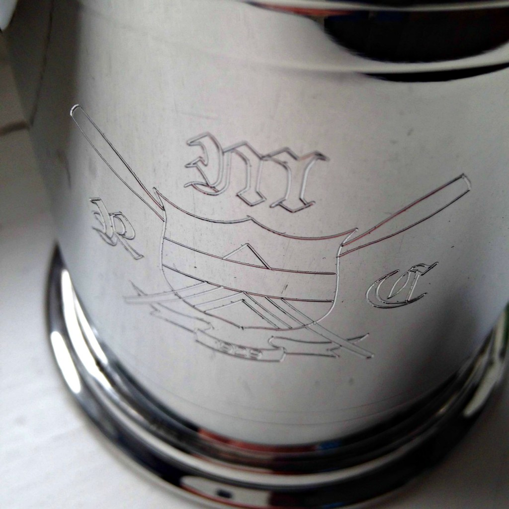 Monmouth RC pots - as rare as hens' teeth
