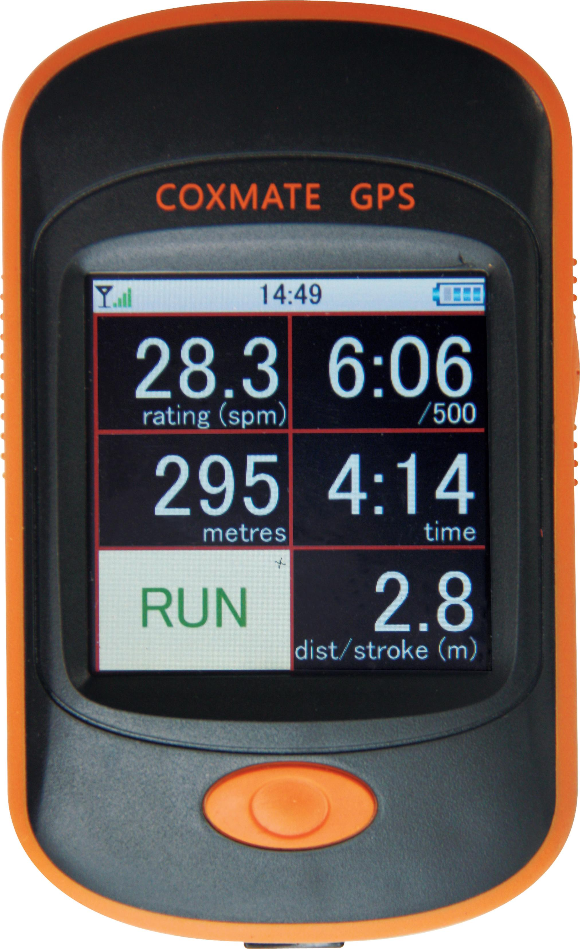 Rowperfect Coxmate GPS – a Luddite is won over