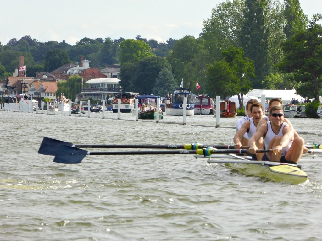 Henley Rowing Club.
