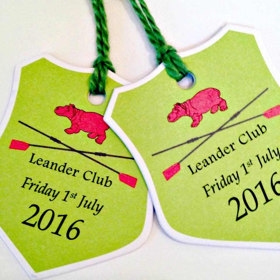 Leander badges