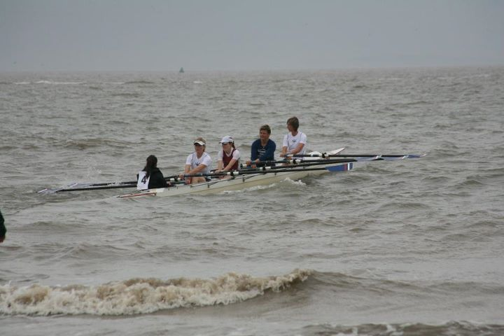 Things I have learned about coastal rowing