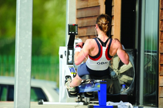 Rowing – how hard can it be?