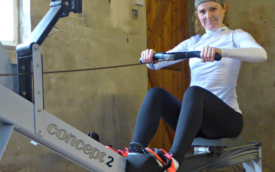 How not to erg – the five most common mistakes on the rowing machine