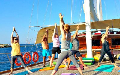 Why rowers should do yoga