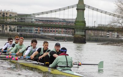 The Boat Race crews laid bare