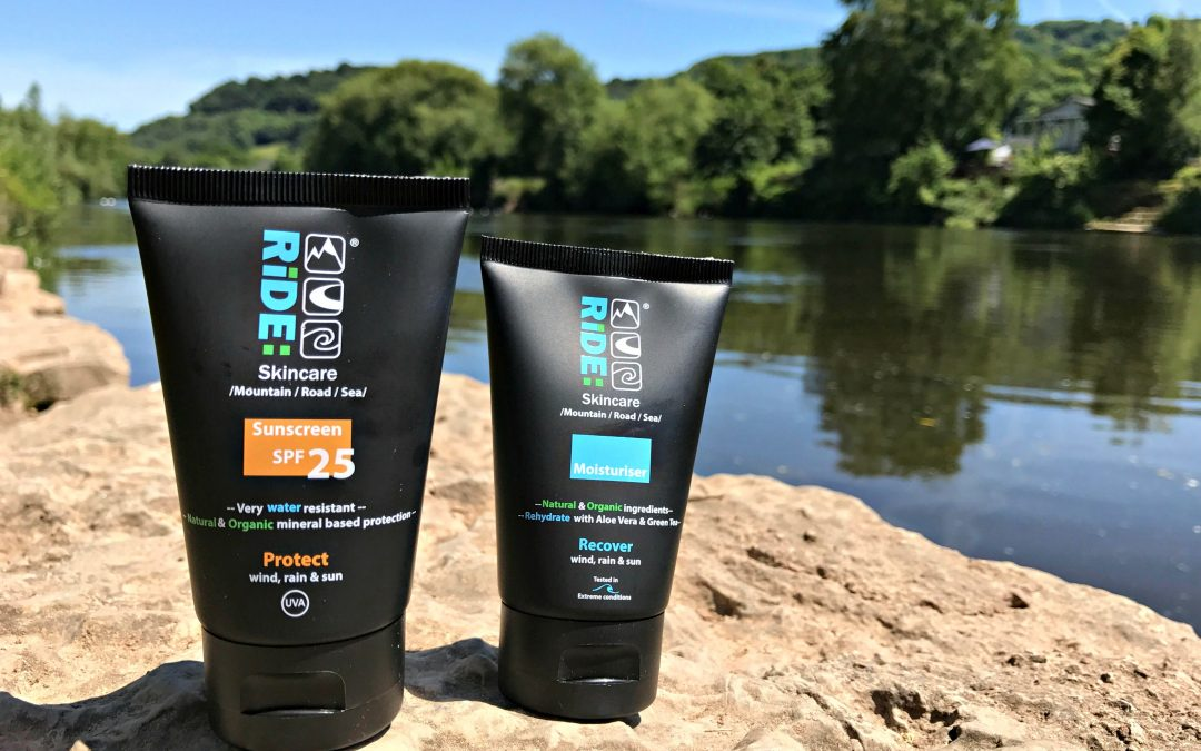 Ride Skincare – a great sunscreen for rowers