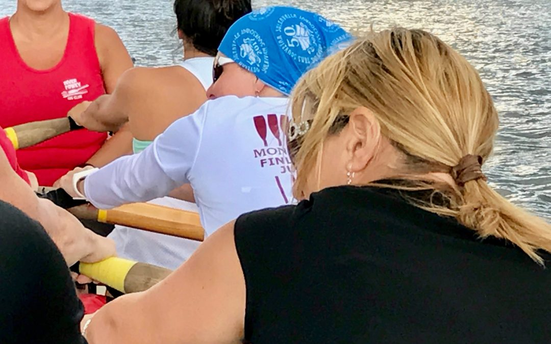 Gig rowing – Girl on the River goes back to the beginning