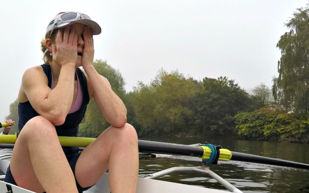 Why do I even row? What it feels like when your sport doesn't love you back