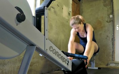 The seven stages of an erg test