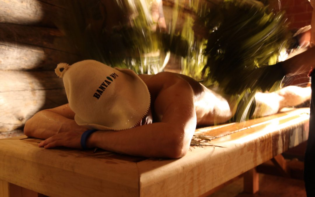 Banya No.1 – muscle recovery, Russian-style