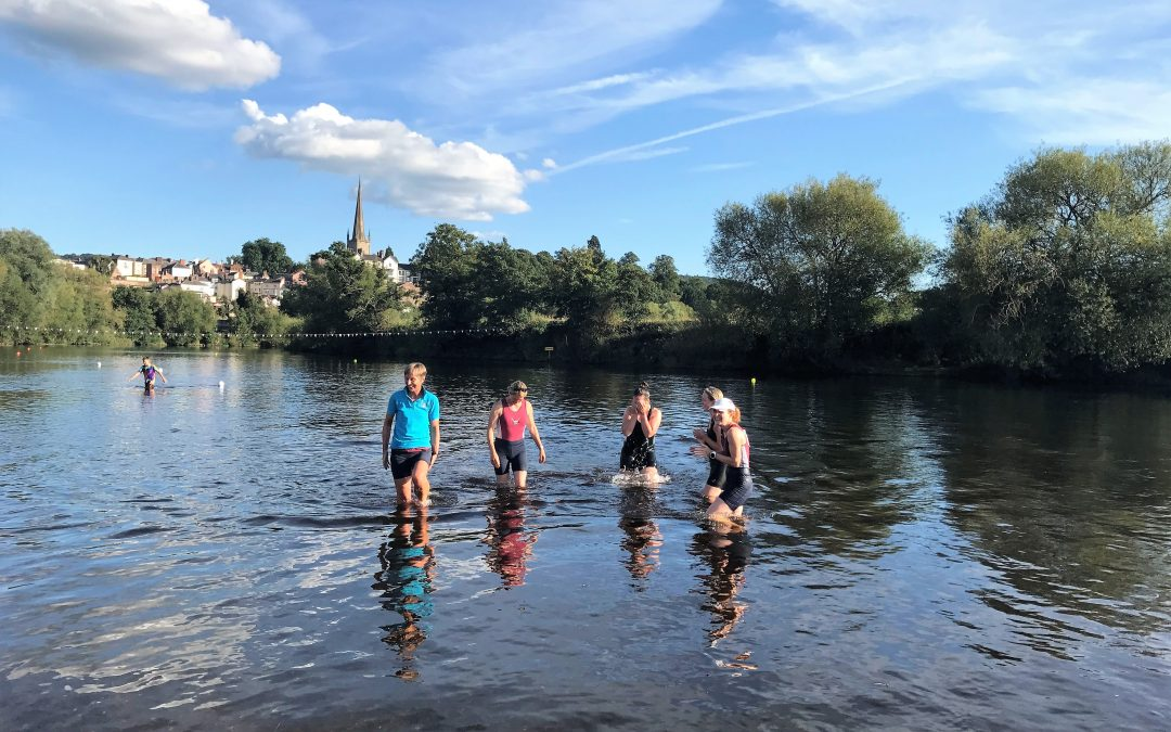 Racing in the heat – how to survive a hot regatta