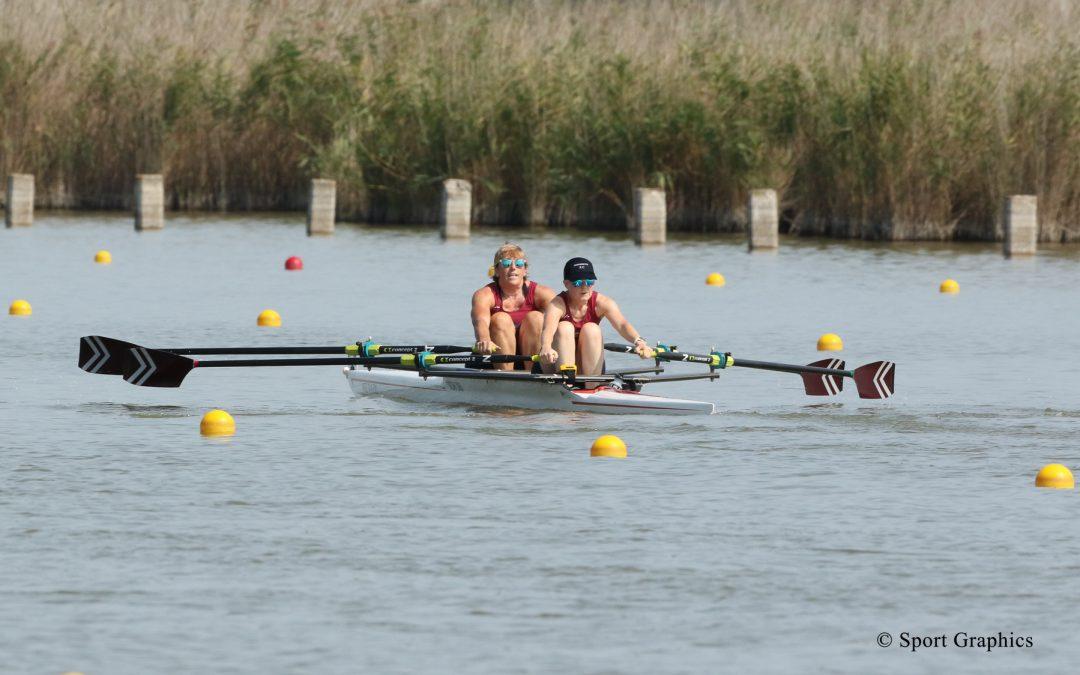 It's a kind of magic – the World Rowing Masters Regatta