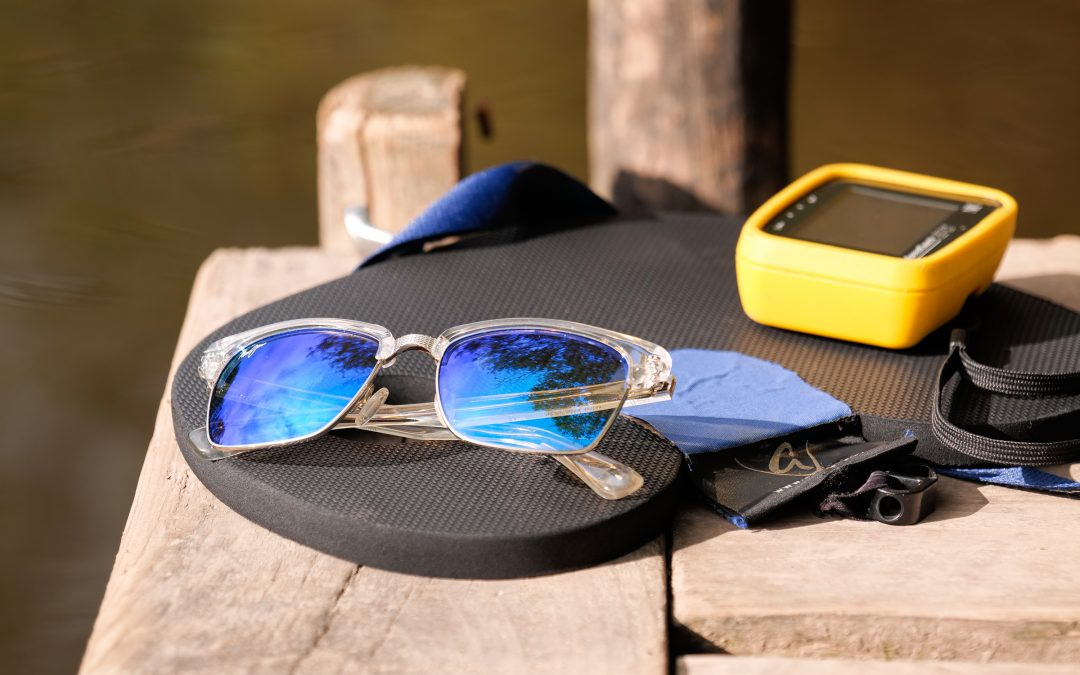 Should you wear sunglasses for rowing? And if so, which ones?